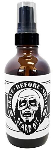 Grave Before Shave Beard Oil (OG Blend) 4 oz. Bottle 1