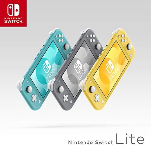 Nintendo Switch Lite – Spielekonsole für Kinder - 3
