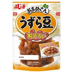 フジッコ おまめさん うずら豆 145g×10袋入×(2ケース)