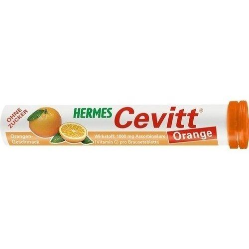 HERMES Cevitt Orange Brausetabletten 20 St