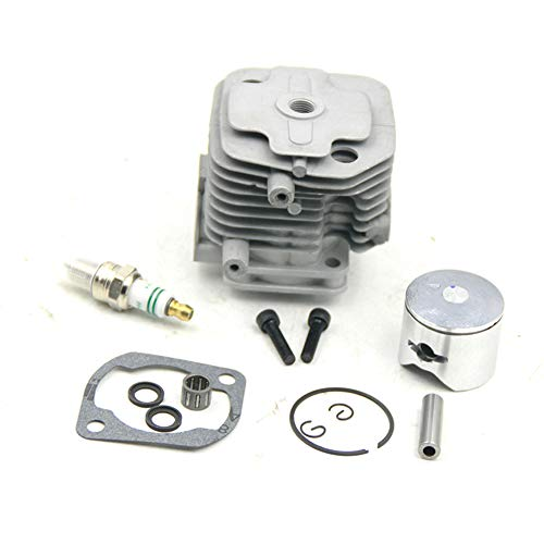 29CC 2 Bolt Cylinder Head Kit 36mm for 1/5 HPI KM ROVAN Baja Losi 5ive T FG BM GoPed RedCat