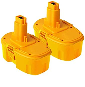 2Pack 4.0Ah 18V DC9096 Battery for Dewalt Battery for Dewalt 388683-12 651034-01 DE9039 DE9095 DE9096 DE9098 DW9096 DW9095 DW9098