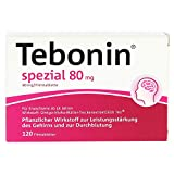 TEBONIN spezial 80 mg Filmtabletten 120 St Filmtabletten