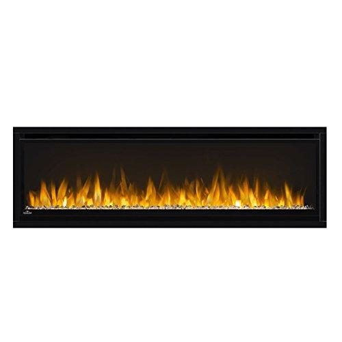 Napoleon NEFL50CHS Alluravision Slimline Linear Electric Fireplace, 50-inch