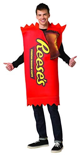 Reese's Adult Reese's Cup 2-Pack Fancy Dress Costume Standard