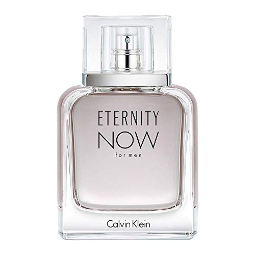 Calvin Klein Eternity Now for MEN Eau de Toilette, 1er Pack, 50 ml
