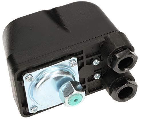 KOTARBAU® Mechanischer Druckschalter BSK-3 230V 1-phasig Automatische Pumpensteuerung Druckwächter für Brunnenpumpe