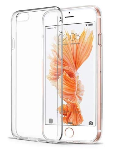 CaseRepublic Transparent Back Cover for Samsung Galaxy M30