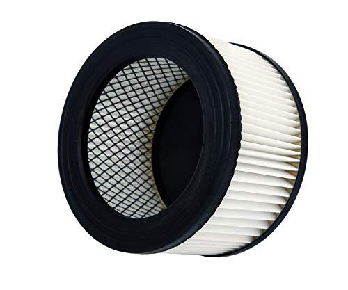 CAMRY CR 7030.1 EPA - Filter, kompatibel mit Modell CR7030 - Aschesauger, Patronenfilter, Staubsaugerfilter, Luftreiniger, Lamellenfilter für Verunreinigungen, rund