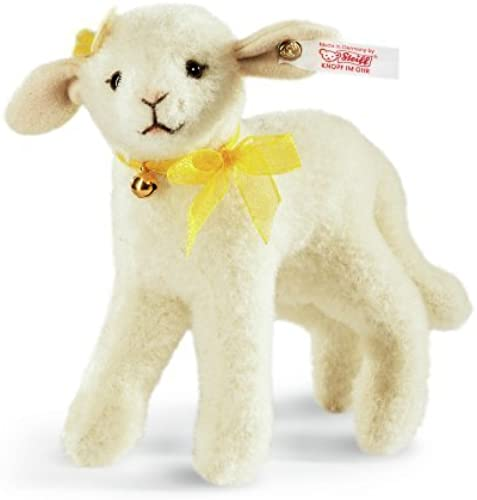 LIMITED ED.  Lilly lamb, Weiß by Steiff