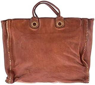 Campomaggi Handtasche Leder 40 cm