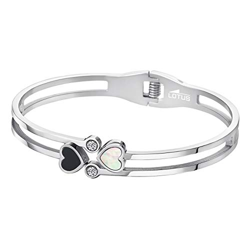 Lotus Style Armband Damen LS1888-2/1 Edelstahl Silber Markenschmuck D1JLS1888-2-1