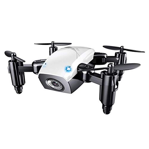 MEETGG Drohne WiFi RC Quadrocopter mit Kamera Live Ü bertragung Bü rstenloser Motor Follow Me Hö he-Halten Headless Modus fü r Actionkamera, Anfä nger und Experte