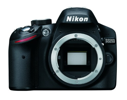 Nikon D3200 Body Fotocamera Digitale 24.7