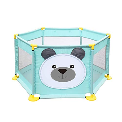 Cheapest Prices! Baby playpen Baby Playpen - Infant Child Hexagonal Crawling Safety Fence Portable W...