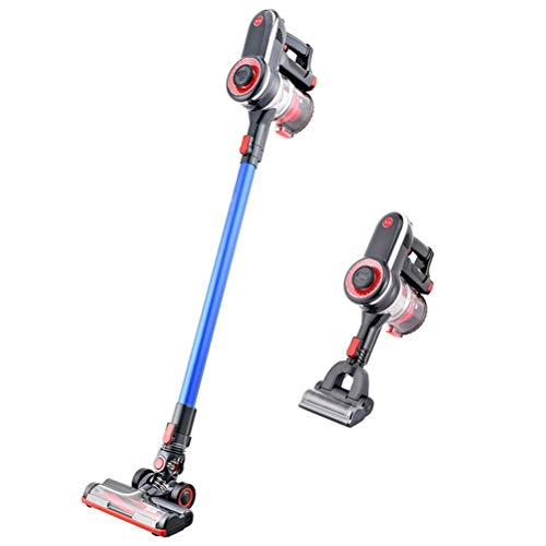 Cheapest Prices! Cordless Household Vacuum Cleaner, Ultra-Quiet, switchable Handheld, Rechargeable, ...