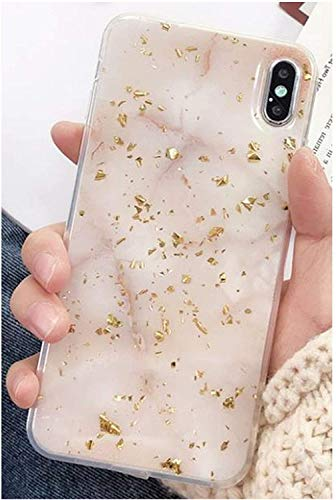 Who-Care Marmer Foil Bling Phone Crossbody Case Cover met lange riem Chain voor iPhone XR XS Max X 6 6S 7 8 Plus Cover, 2, voor iPhone XR, Forfor iPhoneXS, 2
