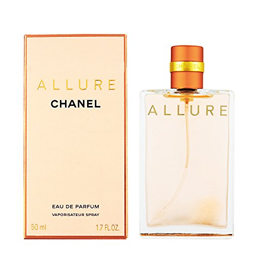 CHANEL ALLURE Eau De Toilette vaporizador 50 ml