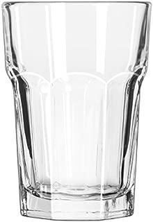 Libbey Glassware 15238 Gibraltar Beverage Glass, Duratuff, 12 oz. (Pack of 36)