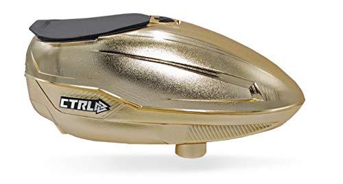 Bunkerkings CTRL Electronic Paintball Loader/Hopper - Gold