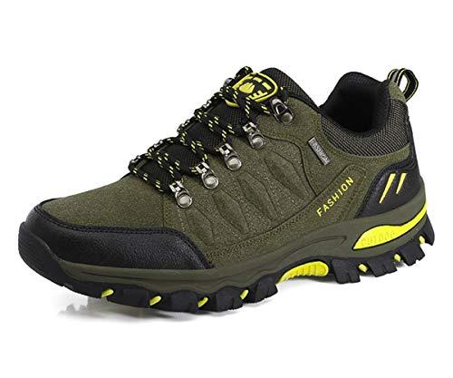 Zapatillas de Senderismo de Montaña para Hombre Zapatillas de Trekking Unisex Botas de Montaña Antideslizantes AL Aire Libre Mujer Sneakers