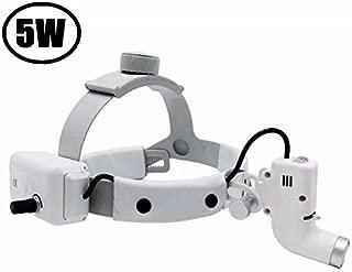 Ocean Aquarius Surgical Headlight Medical Headband Light Lamp Good Light Spot ENT 5W DY-002 (White)