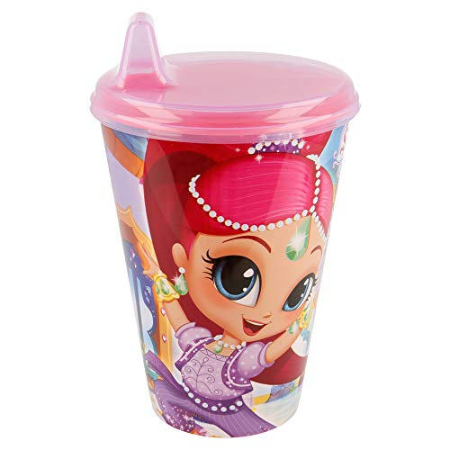 STOR Easy Sipper Tumbler Shimmer and Shine Palace Gobelet unisexe