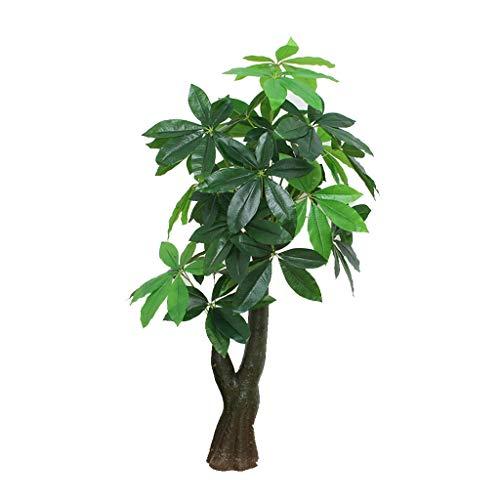 Huisdier harem Nep Boom Simulatie Pachira Macrocarpa Potplanten Binnen Woonkamer Groene Plant 717