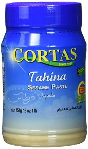 Cortas Tahini Sesampaste (454 g)