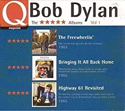 The ***** Albums Vol 1: The Freewheelin';Bringing It All Back Home;Highway 61 Revisi By Bob Dylan (2001-09-17)