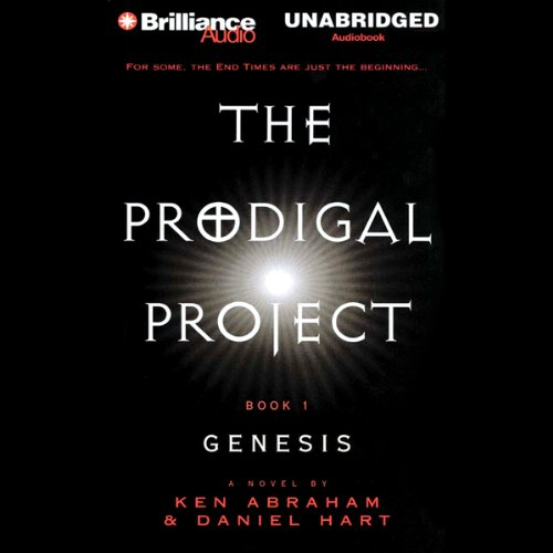 Prodigal Project: The Genesis audiobook cover art
