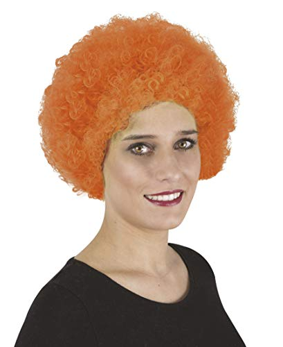 P'TIT CLOWN 68100 Perruque Pop - Orange