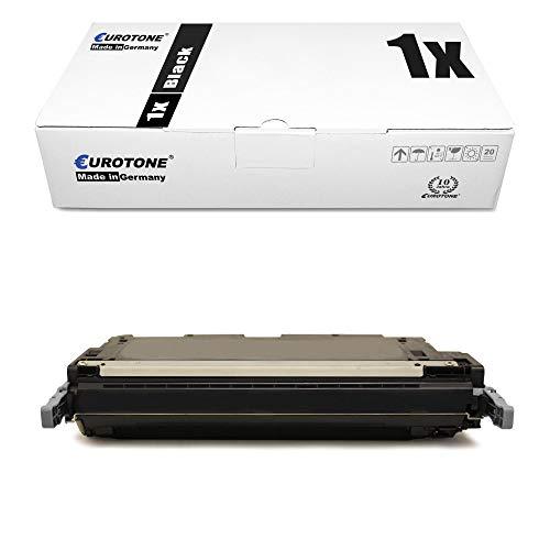1x Eurotone kompatibler Toner für HP Color Laserjet CP 3505 XH X DN N ersetzt Q6470A 501A