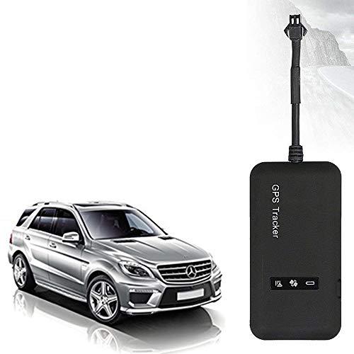 Hangang localizador GPS De vehículo en Tiempo Real para Coches, Motos, Bicicletas, GPS, gsm, GPRS, SMS, Llaves antirrobo gt02a