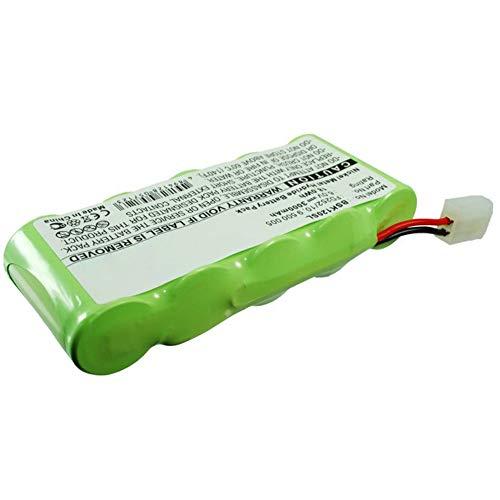 subtel® Qualitäts Akku kompatibel mit Bosch Rollfix D870E / D963P / Somfy K10 / K12 - FD252/10 (3000mAh) Ersatzakku Batterie