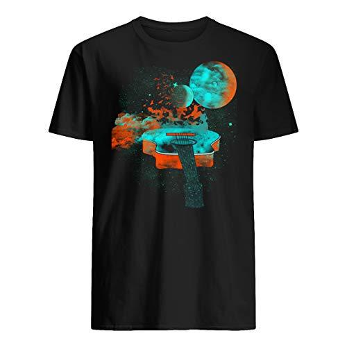 ShingoC Ltd Guitarras universo eléctrico camiseta
