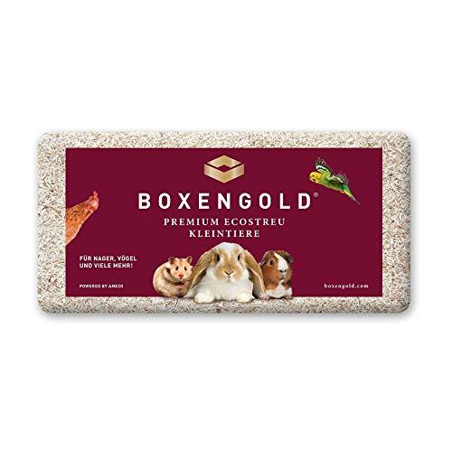 Boxengold Premium Kleintiereinstreu