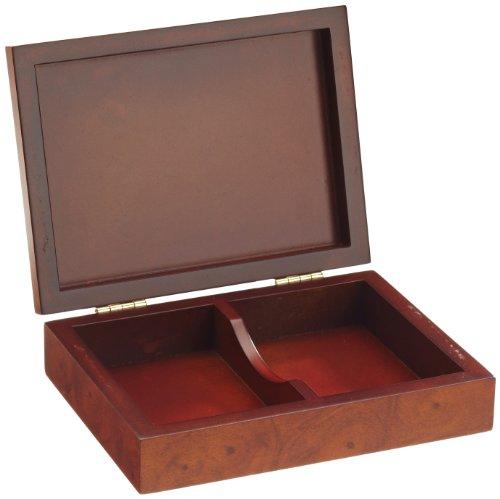 Philos 6650 - Box für Spielkarten  (ohne Inhalt), Aufbewahrungsbox