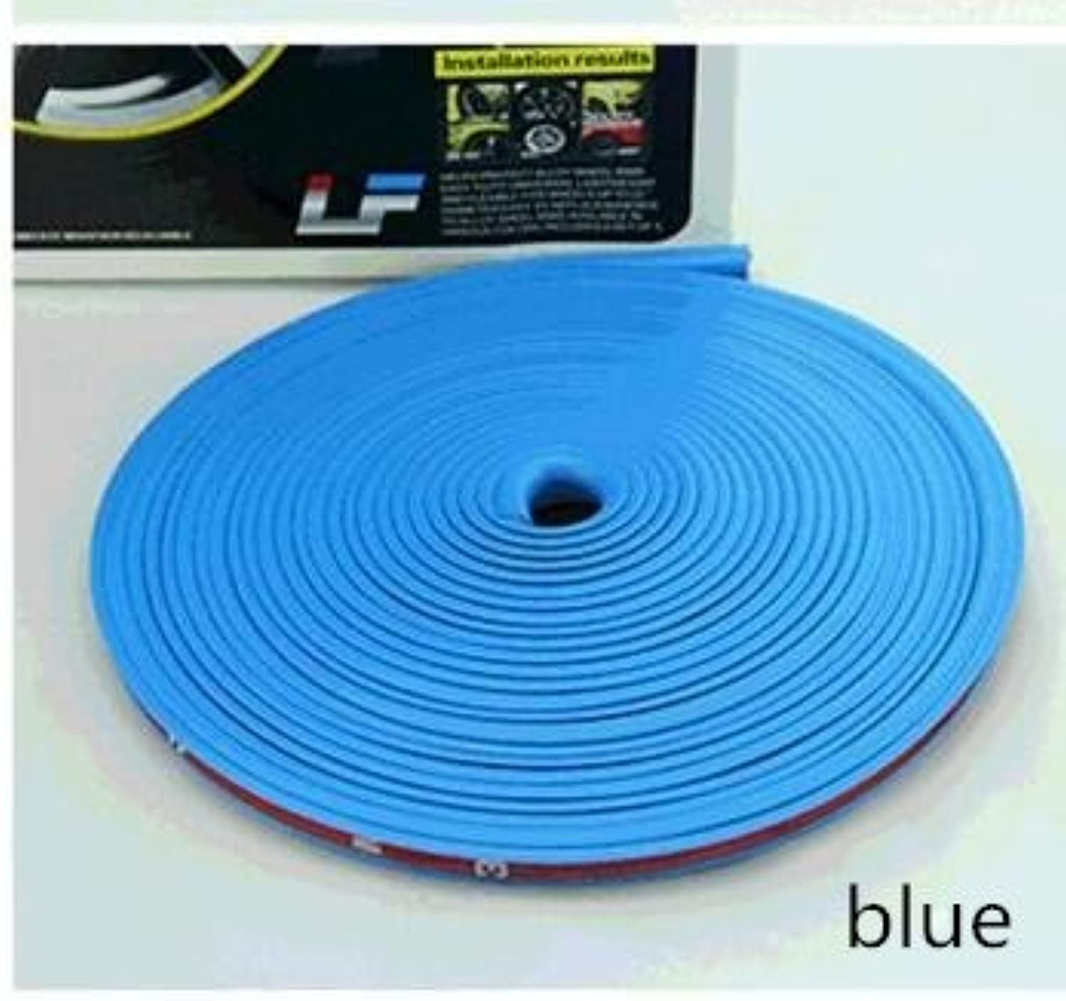 Car Accessories Sticker Wheel Hub Tire Stickers for Dodge ram Charger Journey Challenger Caliber Car Styling  (color Name  blueee)