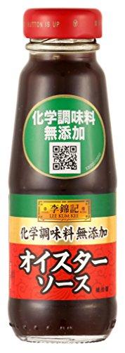 S&B 李錦記 オイスターソース 化学調味料無添加 145g×6本