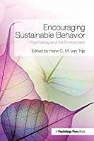Encouraging Sustainable Behavior