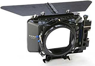 Tilta MB-T03 4x4 Carbon Fiber Matte box for 15mm rail support rig DSLR HDV Rig