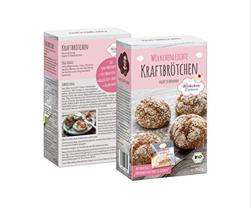 Bio Backmischung Kraftbrötchen - DE-ÖKO-007