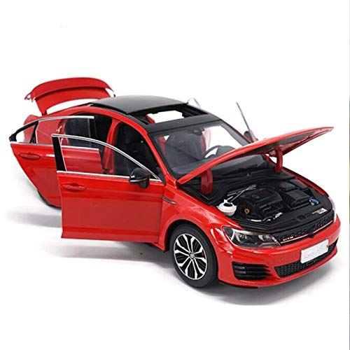Die Gegoten Modellen Cars 1:18 Schaal Voor L-Amando Voor G-TS Sportlegering Auto Model Collectie Simulatie Gift Metalen Kinderen Speelgoed Diecast Voertuig Schaal Model Auto