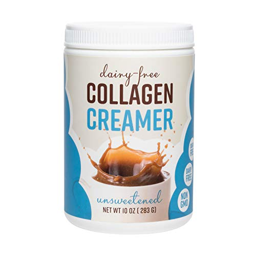 Collagen Creamer (Dairy Free, Unsweetened, 5g Protein per Serving)