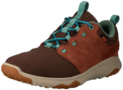Teva womens W Arrowood Venture Wp Hiking Shoe, Brown, 8 US