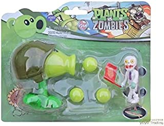 48Styles PVZ Plants Vs Zombies Peashooter PVC Action Figure Model Toy Gifts Toys for Children Brinque Thing You Must Have 4 Year Old Boy Gifts The Favourite Anime