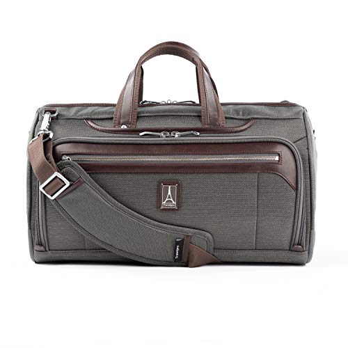 Travelpro Plaitnum Elite-Regional Underseat Duffel Bag, Vintage Grey, One Size