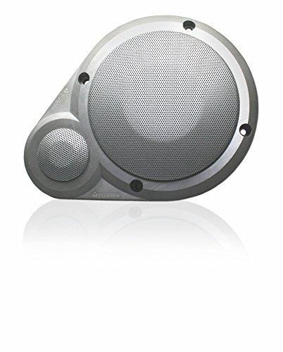 Visonik DAVID-Panel-Lautsprechersystem Neo-Silber