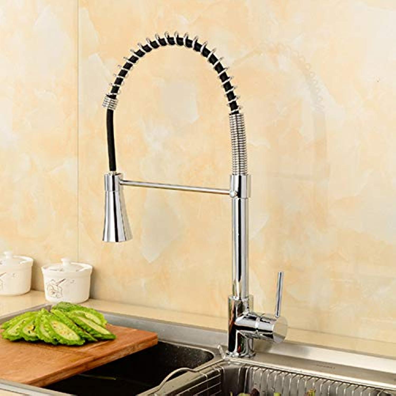 ROTOOY Wasserhhne Wasserhahn Küchenspüle Teller Becken KüchenhahnFrühling Wasserhahn Kupfer Küchenspüle Wasserhahn